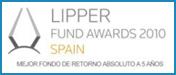 Lipper Fund Awards 2010 Spain