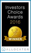Investors Choice Awards 2016